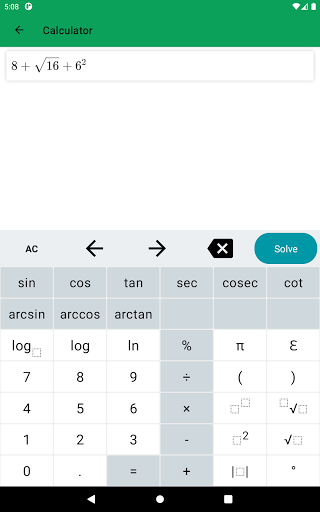 inMath: Math Solver, All Math Formula & Tricks android2mod screenshots 10