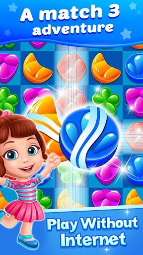 Candy Jelly Match 3 1.8.0 screenshots 4