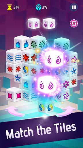 Mahjongg Dimensions: Arkadiumu2019s 3D Puzzle Mahjong 1.2.14 screenshots 9