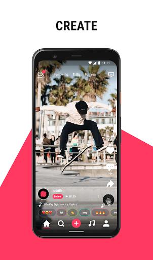 Triller: Social Video Platform apktram screenshots 1