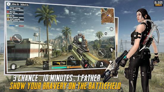 Blood Rivals - Survival Battleground FPS Shooter 2.4 Screenshots 7