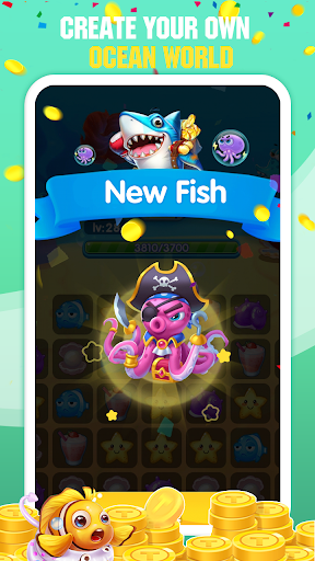 Ocean Connect Mania-Rescue Fish  screenshots 3