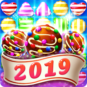 Cookie Mania  Sweet Match 3 Puzzle