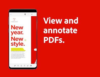 Faça o download do Adobe Acrobat Reader Mod Apk Última Versão – {Atualizado Em 2021} 2