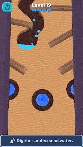 Sand Water : Fairy Garden apkpoly screenshots 3