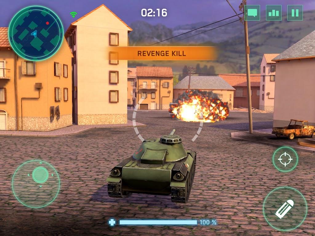 War Machines: Tank Army Game poster 13