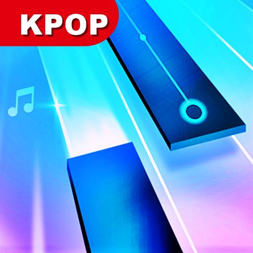 Kpop Piano Tiles Offline - All Korean Song 2020