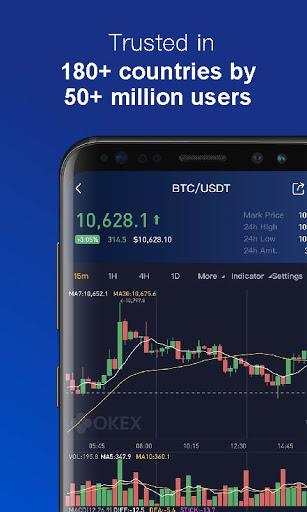 OKEx - Bitcoin/Crypto Trading Platform android2mod screenshots 3