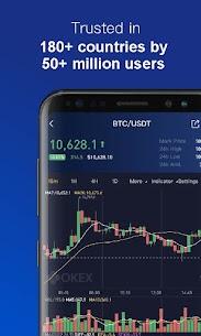 OKEx – Bitcoin/Crypto Trading Platform For Android 3