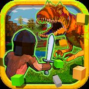 RaptorCraft 3D: Survival Craft ► Dangerous Worlds