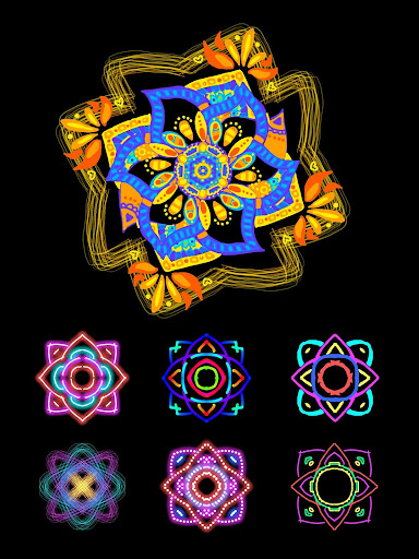 Doodle Master - Glow Art 1.0.26 Screenshots 18