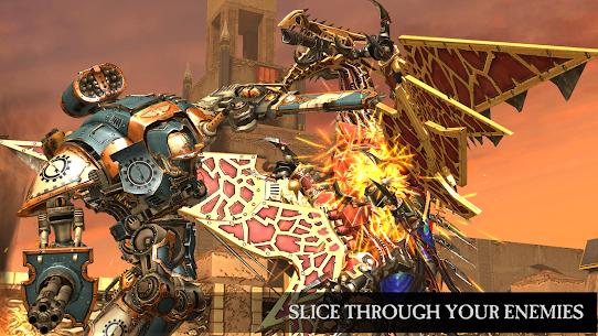 Warhammer 40000 Freeblade MOD APK 3