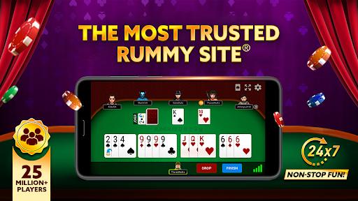 Junglee Rummy : Play Indian Rummy Card Game Online screenshots 7