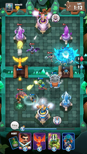Clash of Wizards - Battle Royale android2mod screenshots 3