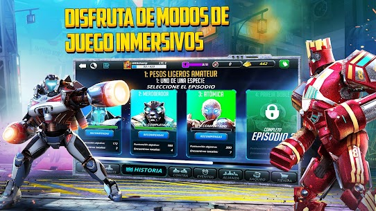 World Robot Boxing 2 3