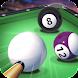 ビリヤー - 無料なグローバルオンライン8ボールヒットゲーム - Androidアプリ