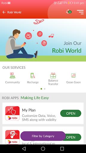 My Robi modavailable screenshots 7