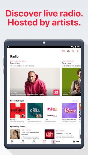 Apple Music apktram screenshots 10