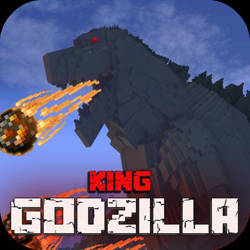 Baixar Godzilla King Addon for MCPE para Android