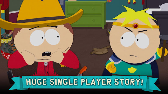 How to hack South Park: Phone Destroyer for android free
