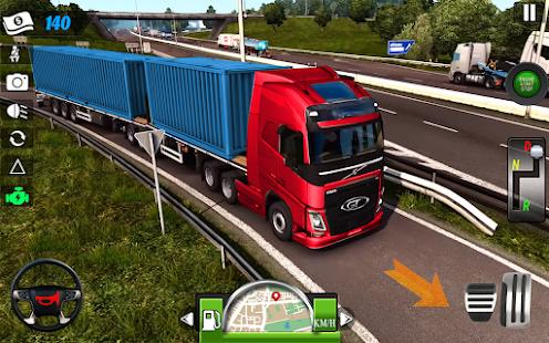 Truck Parking 2020: Free Truck Games 2020 0.3 Screenshots 3