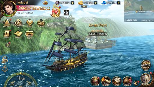Age Of Pirates : Ocean Empire 1.2.1 screenshots 6