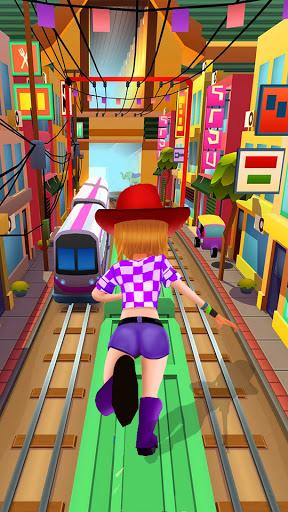 Railway Running Game 1.0.17 screenshots 1
