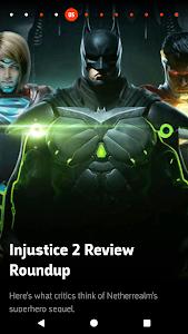 GameSpot Now 1.2.12 (961) (Version: 1.2.12 (961))