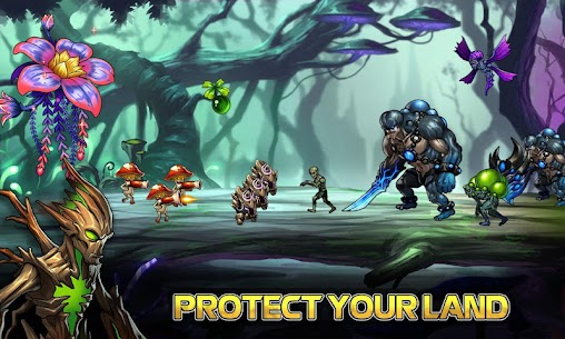 Aliens Vs Zombies MOD APK 100.0.20190716 (Ads Free) 1