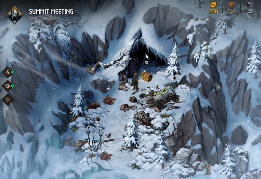 The Witcher Tales: Thronebreaker  screenshots 14