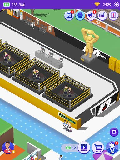 Idle GYM Sports - Fitness Workout Simulator Game 1.39 screenshots 23