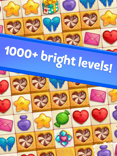 Sweet Hearts - Cute Candy Match 3 Puzzle  screenshots 10