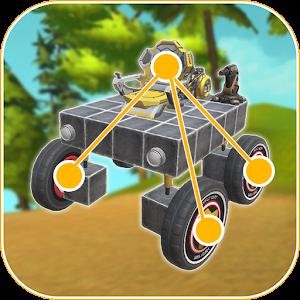 Evercraft Mechanic: Online Sandbox from Scrap