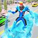 飛行警察ロボット 吹雪の英雄 犯罪都市