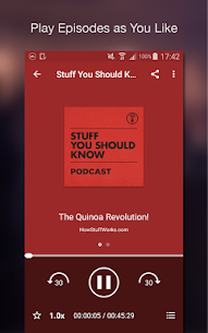 Podcast Player 4