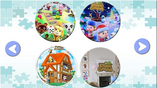 Jigsaw Puzzle Animal Crossing 4.0 screenshots 1