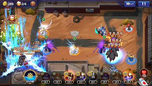 D-MENuff1aThe Defenders Apkfinish screenshots 13