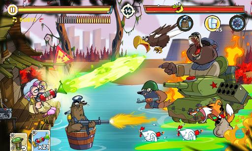 Swamp Attack 2 modavailable screenshots 3