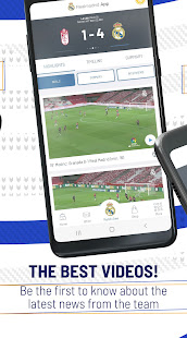Real Madrid App 8.2.3 Screenshots 6