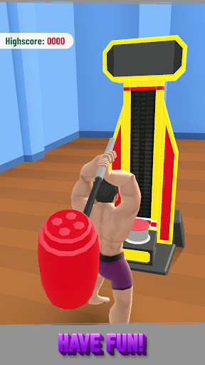 Gym Life 3D! - Idle Workout Simulator Game  screenshots 5