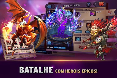 Clash of Lords 2  A Batalha Apk Download NEW 2021 4