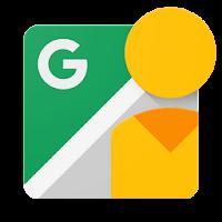 Просмотр улиц в Картах Google