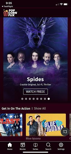 Foto do Popcornflix™ –Free Movies & TV