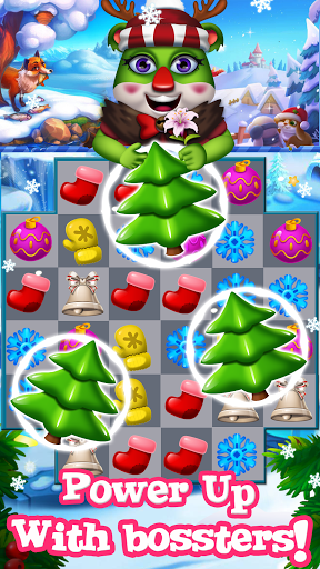 Merry Christmas Match 3 screenshots 1