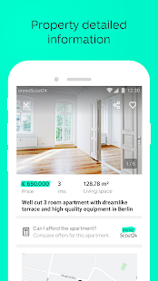 ImmoScout24 - House & Apartment Search Screenshot