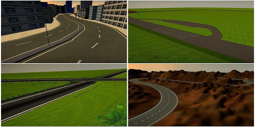 Code Triche the city of cars | racing and escape the police apk mod screenshots 5