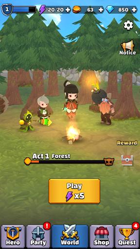Tiny Fantasy 0.31 screenshots 4