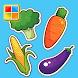 野菜図鑑 (野菜の英単語)(英語学習) - Androidアプリ