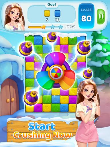 Toy Block Boom - Classic & Crush & Blast 2.3.0 screenshots 12