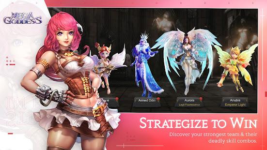 Mega Goddess: Eternal War apk